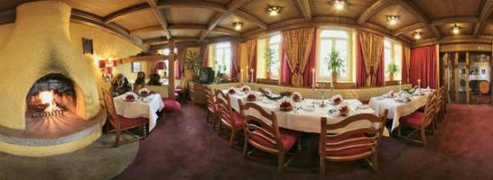 Hotel Hohenbogen: Kaminzimmer