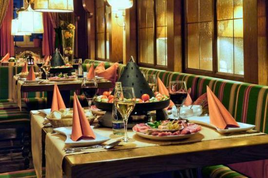 Hotel Hohenbogen: Mountaingrill