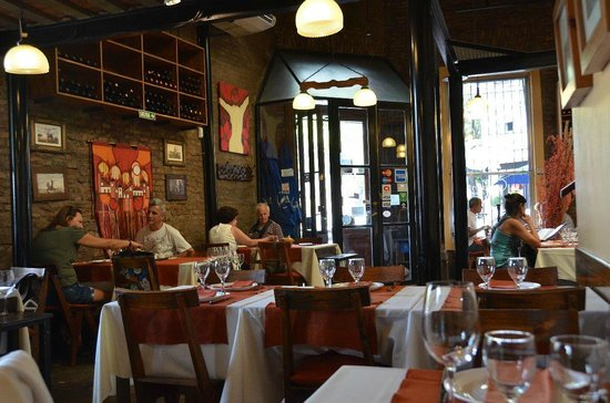 Calden del Soho : Restaurant