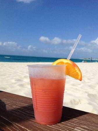 Grace Bay Club: Rum punch :)