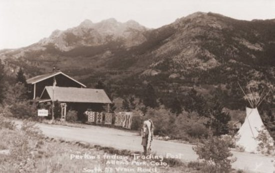 Allenspark, CO : Eagle Plume's c. 1934