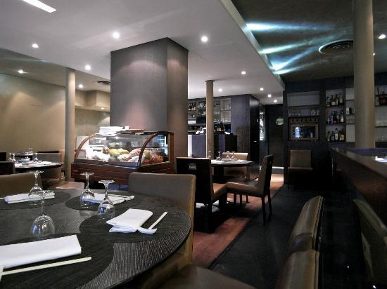 Orient Extreme St Germain: Salle