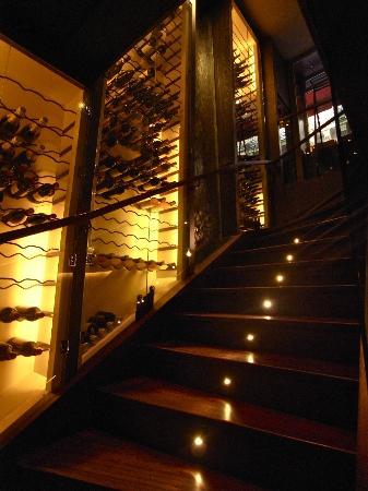 Orient Extreme St Germain: Escaliers
