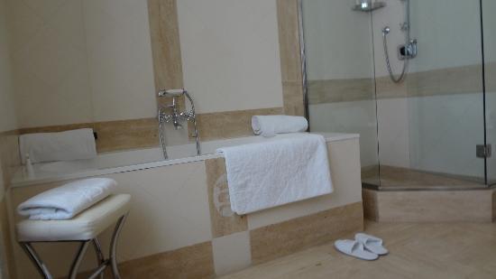 Villa Spalletti Trivelli: Salle de bain