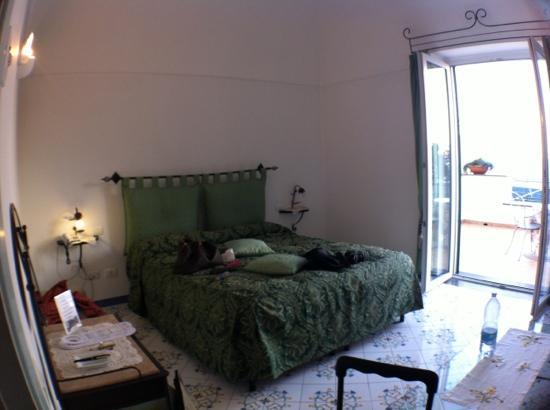 Residence Alcione: stanza Galli 1
