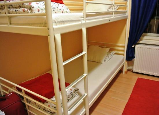 I'M Hostels and Apartments: For 4 person room
