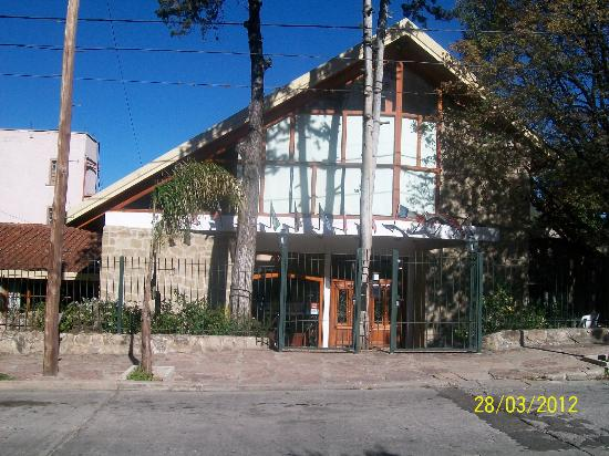 Los Espinillos Hotel & Spa: Entrada principal