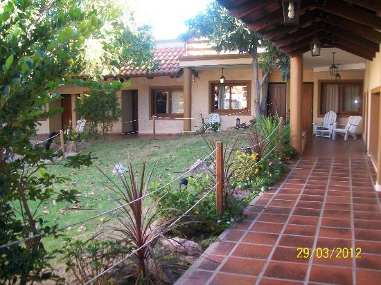 Los Espinillos Hotel & Spa: Habitaciones exteriores