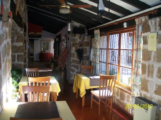Los Espinillos Hotel & Spa: Parte del comedor