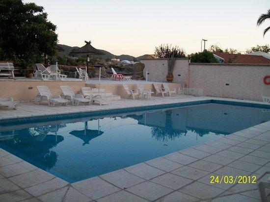 Los Espinillos Hotel & Spa: Piscina exterior