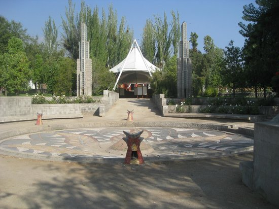 Parque Por la Paz Villa Grimaldi