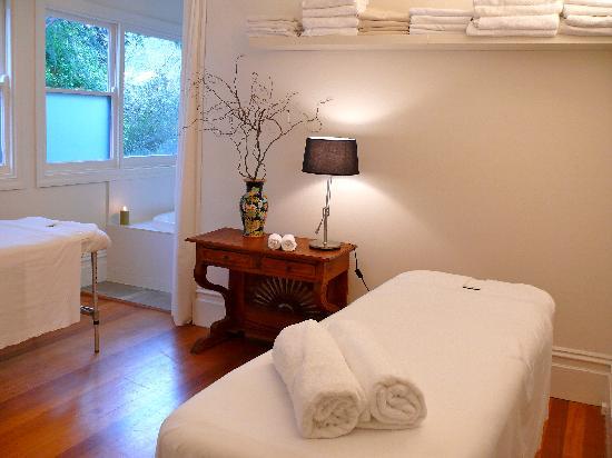 Balance Mountain Day Spa: Stunning treatment rooms