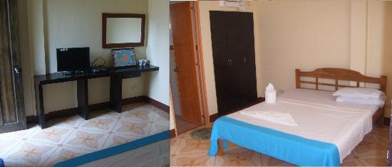 Isola Bella Beach Resort: The Single bedroom (fits up to 3)