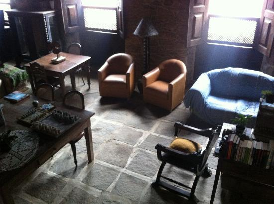 Hotel Solar dos Geranios: Eclectic and wonderful