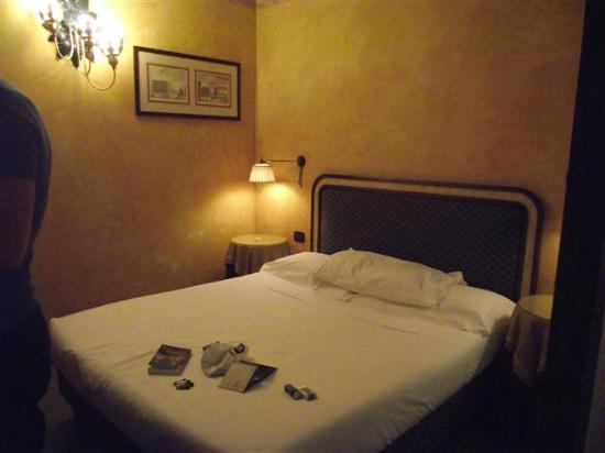 Hotel River: garden room