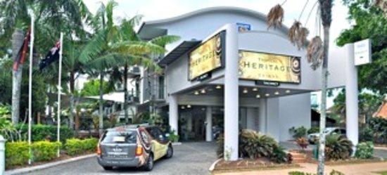 凱恩斯熱帶遺產旅館照片