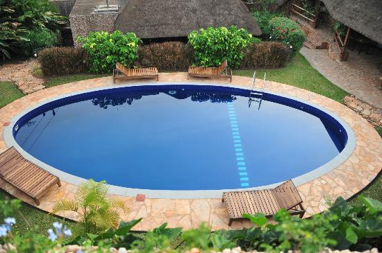 Hotel Le Petit Village: Pool