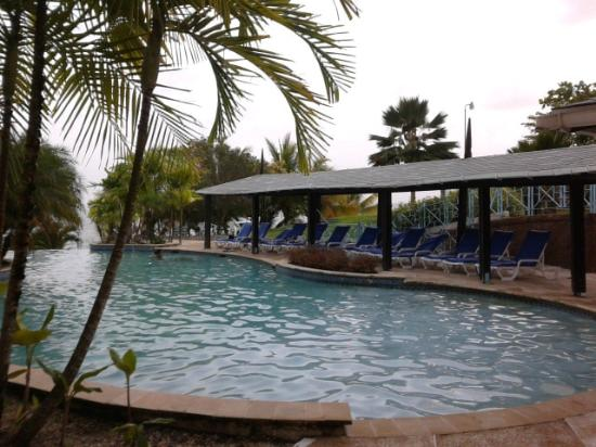 Salybia Nature Resort & Spa: Poolside