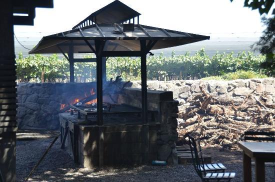 Casa del Visitante - Familia Zuccardi : The Grill