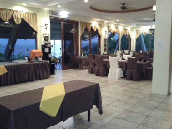 Salybia Nature Resort & Spa: Dining room