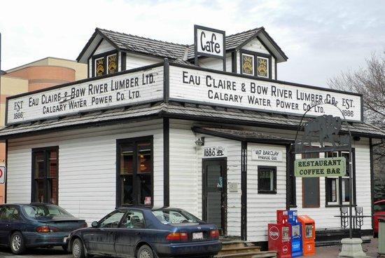 1886 Buffalo Cafe