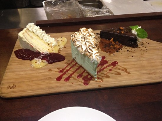 V Seagrove: deserts worth the calories
