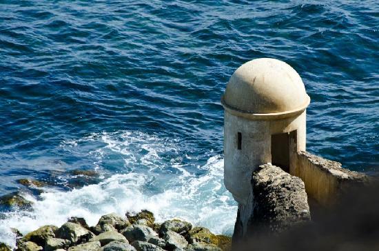 Castillo de San Cristobal: San Cristobal's Devil's Watchtower