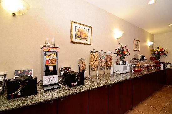 Best Western Plus Walla Walla Suites Inn: Breakfast 6
