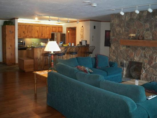 The Vail Spa Condominiums: Very spacious!