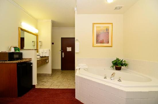 BEST WESTERN PLUS Walla Walla Suites Inn: King Spa Suite 3