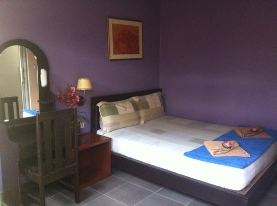 Popeye Guesthouse: double room a/c