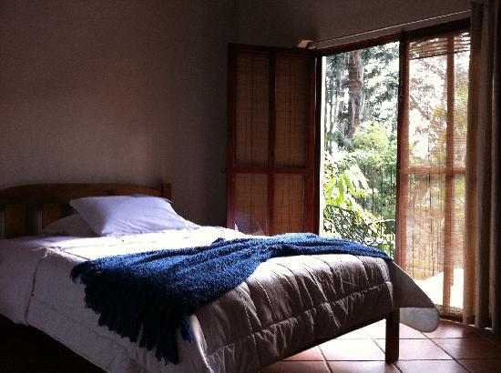 Hotel Casa Xochicalco: breathtaking view