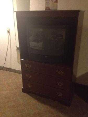 Ranger Inn & Suites: doesn't work