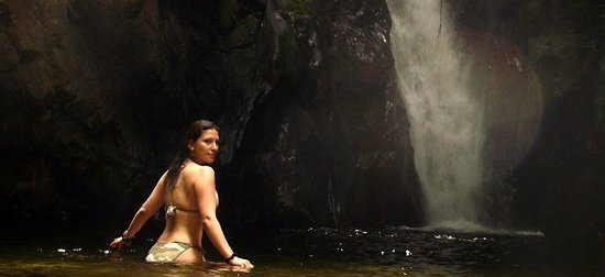 San Pedro Sula, Honduras: Hiking tour to Orion waterfall.