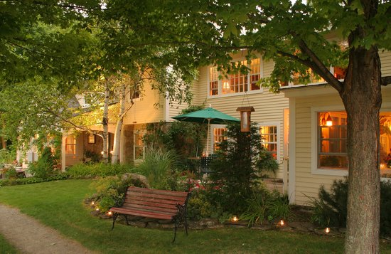 Deerhill Inn Restaurant: Mid-Summer's Eve at Deerhill Inn