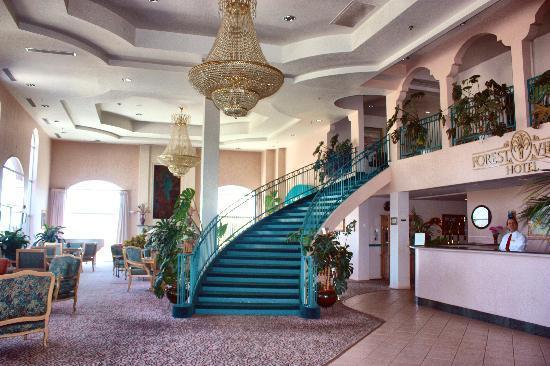 Forest Villas Hotel: Lobby Forest Villas