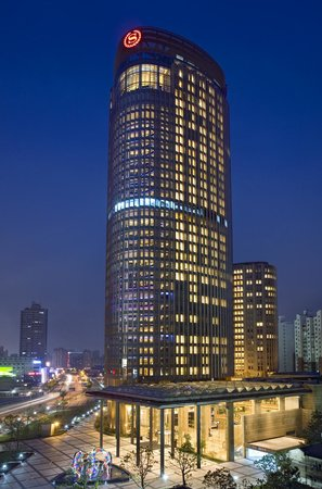 Sheraton Grand Shanghai Pudong Hotel & Residences: Exterior