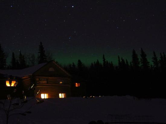 A Taste of Alaska Lodge: taken from the lodge