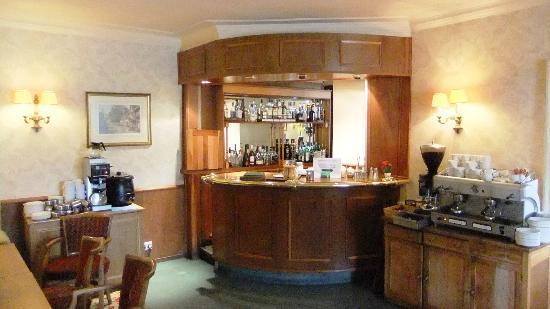 BEST WESTERN Strathaven Hotel: Bar
