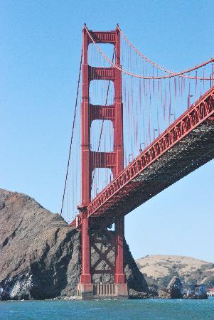 The Gateway to San Francisco bay