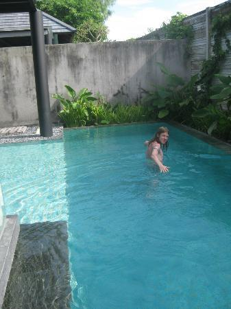 SILQ Private Residences Kerobokan Bali: pool