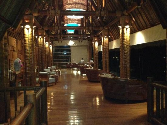 Four Seasons Resort Koh Samui Thailand: ресепшн
