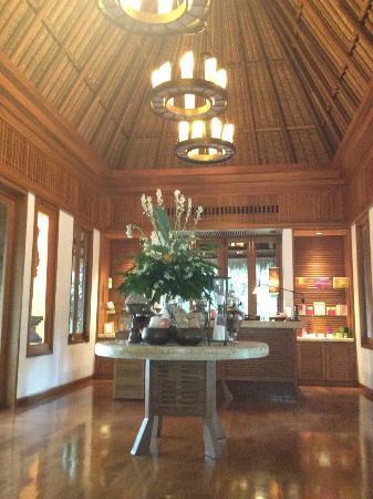 Four Seasons Resort Koh Samui Thailand: SPA
