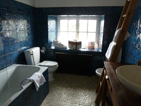 Domaine du Chatelard : Salle de bain