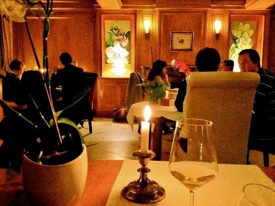 Domaine du Chatelard : Restaurant