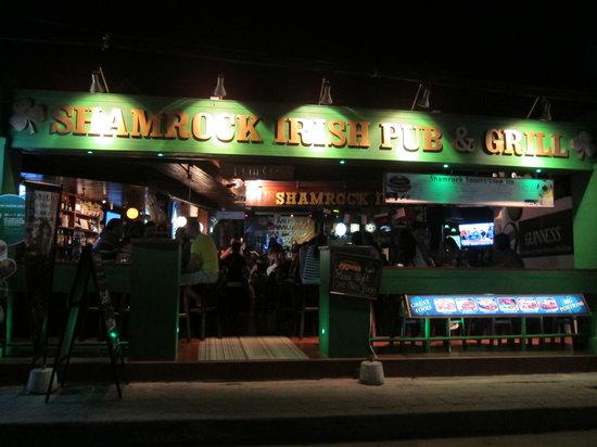 Samui Shamrock : Shamrock Irish Pub