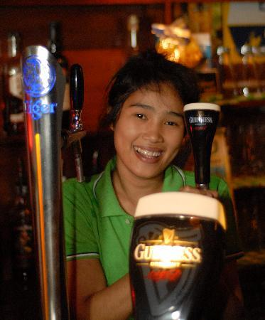 Samui Shamrock : Friendly staff