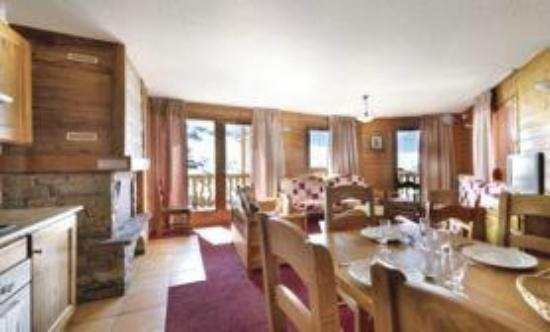 Residence Chalet Altitude : main room