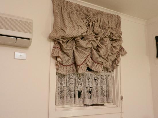 Magnolia Court Boutique: bedroom curtains