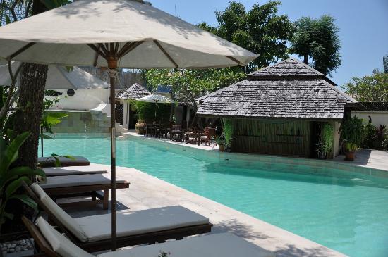 The Sunset Beach Resort & Spa, Taling Ngam: Pool